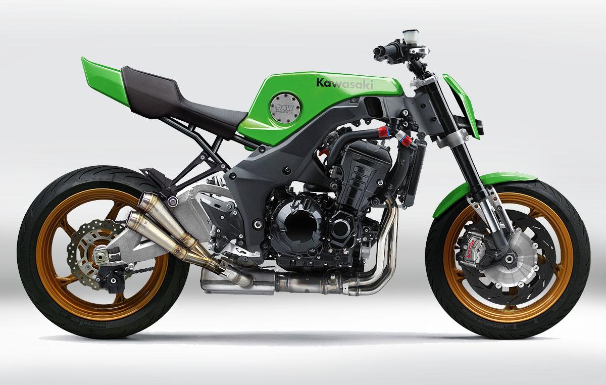 Kawasaki Gpz  Seat