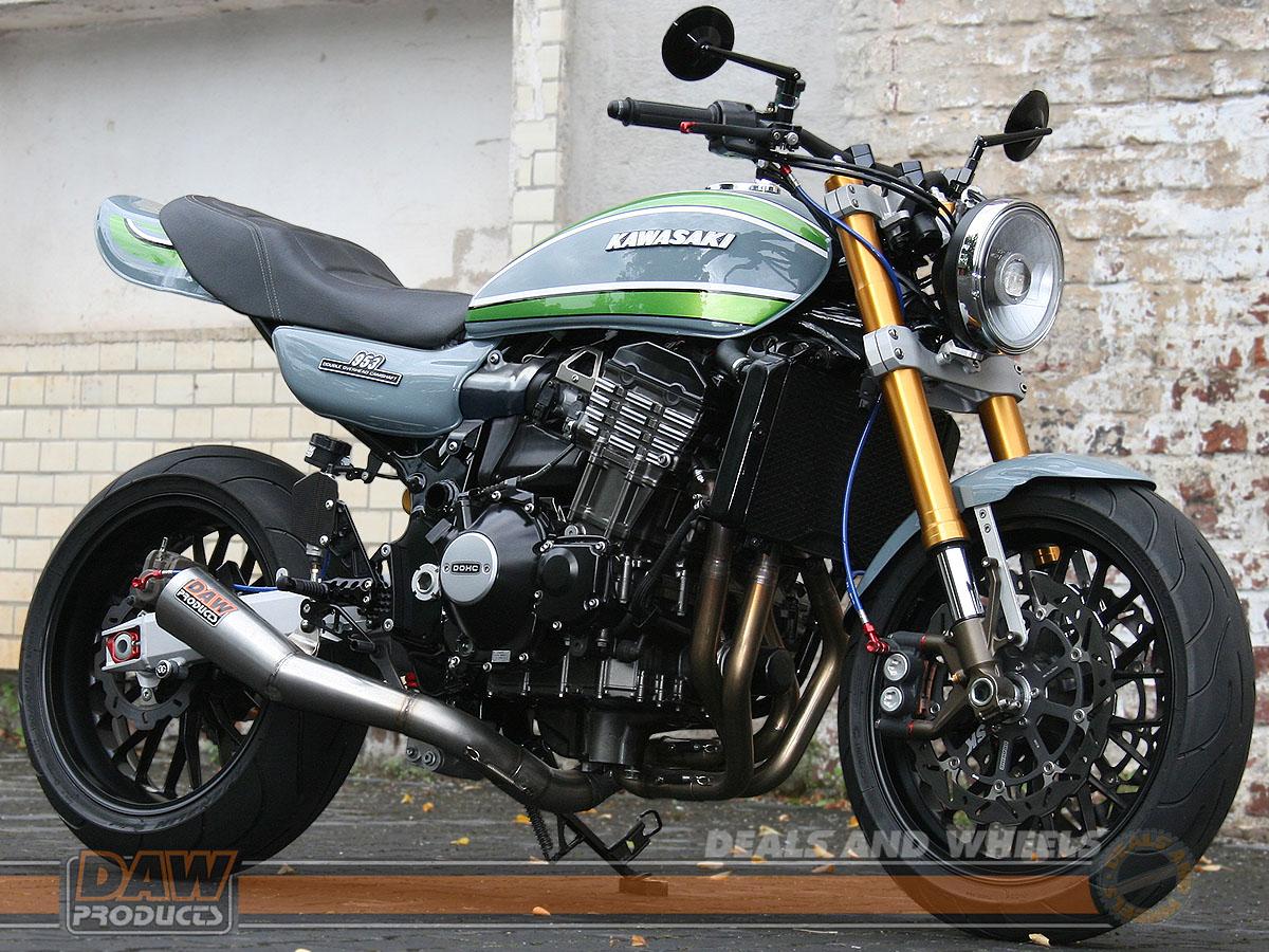 Kawasaki z900 z1000 tuning deals and wheels z953 kit side
